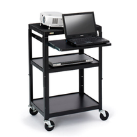 Bretford A2642NS-E5 Multimedia cart Black multimedia cart/stand