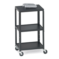 Bretford A2642E Multimedia cart Black multimedia cart/stand