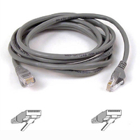 Belkin A3L791b07 2.1m Grey networking cable