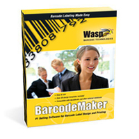 Wasp BarcodeMaker bar coding software