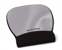 3M MW311MX Black,Silver mouse pad