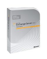 Microsoft Exchange Server 2010 Standard, CAL, SA, 3Y-Y1, EN