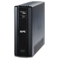 APC BR1500G 1500VA Black uninterruptible power supply (UPS)