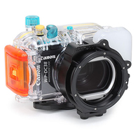 Canon WP-DC38 underwater camera housing