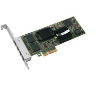 Intel E1G44ET2 Internal Ethernet 1000Mbit/s networking card