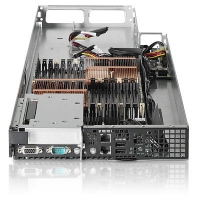 Hewlett Packard Enterprise ProLiant SL170s G6 1U Left Half Width Tray E5620 1P 6GB-R B110i Entry Server