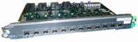 Cisco WS-X4712-SFP+E network switch module