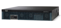 Cisco 2921 Ethernet LAN Zwart bedrade router