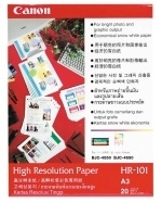 Canon HR-101N A3 High Resolution Paper papier voor inkjetprinter