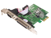 Siig JJ-E00011-S3 Internal Parallel,Serial interface cards/adapter