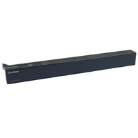 CyberPower PDU20BHVT12R 12AC outlet(s) 1U Black power distribution unit (PDU)