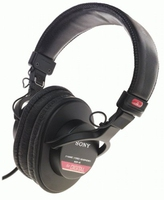 Sony MDRV6 Black Circumaural headphone