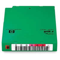 Hewlett Packard Enterprise C7974AN 800GB LTO blank data tape