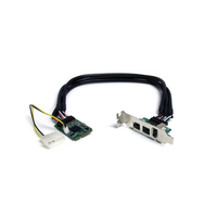 StarTech.com MPEX1394B3 Internal IEEE 1394/Firewire interface cards/adapter