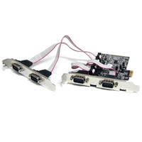 StarTech.com PEX4S553 Internal Serial interface cards/adapter