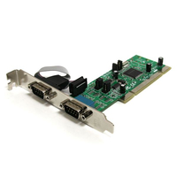StarTech.com PCI2S4851050 Internal Serial interface cards/adapter