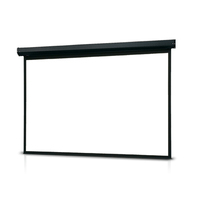 "Infocus SC-MOT-84 84"" 4:3 White projection screen"