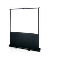 "Infocus SC-PU-80 80"" 4:3 White projection screen"