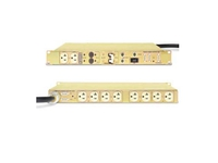 Eaton TPC115-10-D-LT 10AC outlet(s) 1U Bronze power distribution unit (PDU)