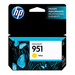 HP 951 ink cartridge Yellow