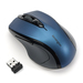 Kensington COLOURED PRO FIT MOUSE BLUE