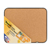 3M Sticky Cork Board Brown Corkwood