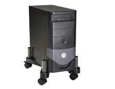 3M CS100MB Desktop Black computer case