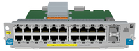 Hewlett Packard Enterprise 20p GT PoE+ / 2p SFP+ v2 zl Gigabit Ethernet network switch module