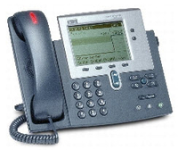 Cisco 7940G Wired handset LCD Grey IP phone