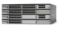 Cisco Catalyst WS-C4500X-40X-ES Managed L2 Grey network switch