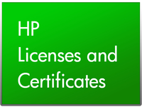 HP 1 year LANDesk Management Service 1-499 E-LTU