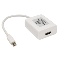 Tripp Lite P137-06N-HDMI Mini DisplayPort HDMI White cable interface/gender adapter