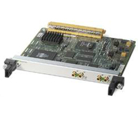 Cisco SPA-2XCT3/DS0-RF network interface processor