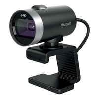 Microsoft LifeCam Cinema 5MP 1280 x 720pixels USB 2.0 Black webcam