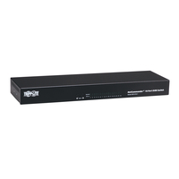 Tripp Lite B072-016-1 1U Black KVM switch