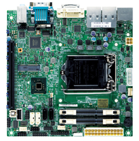 Supermicro X10SLV Intel H81 Socket H3 (LGA 1150) Mini ITX motherboard