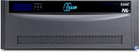 EMC NL400 NAS Rack (4U) Ethernet LAN Black