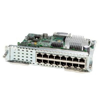 Cisco SM-ES2-16-P-RF Metallic interface hub