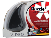 Corel Dazzle DVD Recorder HD Intern USB 2.0 video capture board
