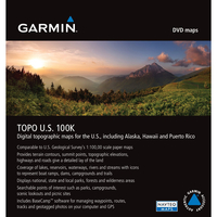 Garmin USGS Maps DVD DVD USA Car navigator map