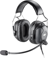Plantronics SHR2638-01 Binaural Head-band Black headset