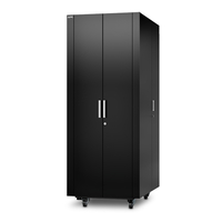 APC NetShelter CX 38U Freestanding rack 38U 780kg Black rack