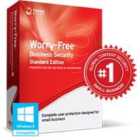 Trend Micro Worry-Free Business Security Standard 26-50user(s) 1year(s)