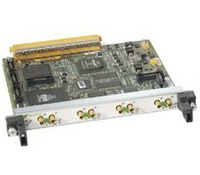 Cisco SPA-4XT3/E3-RF network interface processor