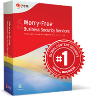 Trend Micro Worry-Free Business Security Services 2-25user(s) 3year(s)