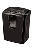 Fellowes Powershred 49C Cross shredding 70dB Black Paper Shredder