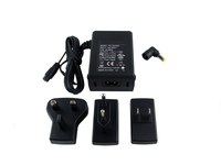 BTI AC-1940133 Indoor 40W Black power adapter & inverter