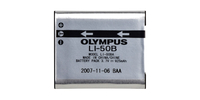 Olympus LI-50B Lithium-Ion 925mAh 3.7V rechargeable battery