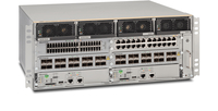Allied Telesis AT-SBX3106 Grey network equipment chassis