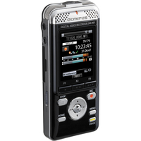 Olympus DM-901 Internal memory & flash card Black dictaphone